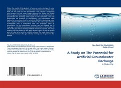 A Study on The Potential for Artificial Groundwater Recharge