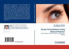Ocular Formulations Using Natural Polymer