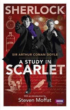 Sherlock: A Study in Scarlet. TV Tie-In - Doyle, Arthur Conan