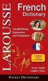 Larousse Pocket French Dictionary: French-English/English-French