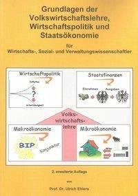 Volkswirtschaftslehre Grundlagen