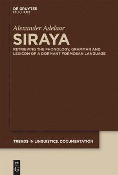 Siraya - Adelaar, Alexander
