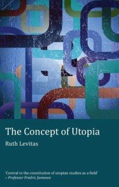 The Concept of Utopia - Levitas, Ruth