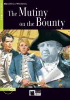 Mutiny on the Bounty+cd - Fitzgerald, Jeremy