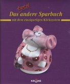 Das total andere Sparbuch (lila Cover)