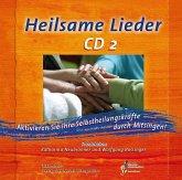 Heilsame Lieder, 1 Audio-CD