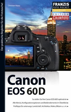 4c/Foto Pocket Canon EOS 60D (eBook) - Christian Haasz