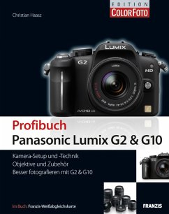 Profibuch Panasonic Lumix G2 & G10 (eBook) - Christian Haasz