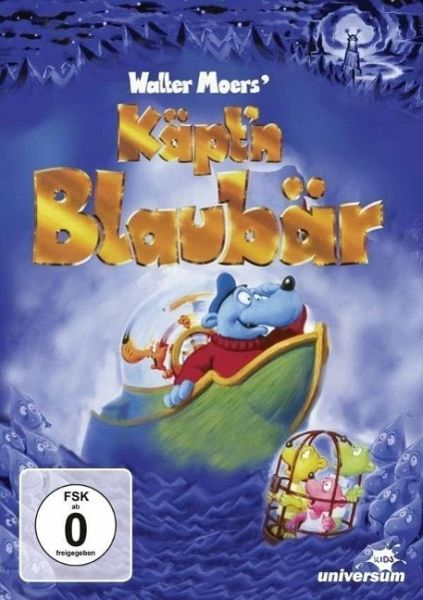Käptn Blaubär Film