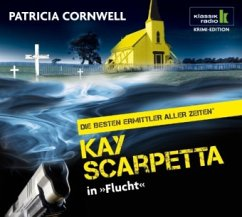 Flucht / Kay Scarpetta Bd.2 (6 Audio-CDs) - Cornwell, Patricia