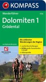 Kompass Wanderführer Dolomiten