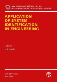 Application of System Identification in Engineering