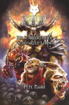 Einsamer Wolf Mehrspielerbuch - Die Schrecken des Schwarzen Lords - Nash, Pete