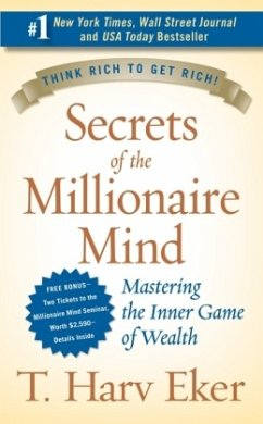 Secrets of the Millionaire Mind - Eker, T. Harv