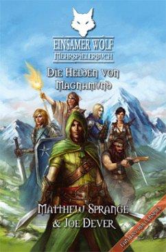 Einsamer Wolf Mehrspielerbuch 3 - Die Helden von Magnamund - Dever, Joe; Sprange, Matthew