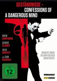 Geständnisse - Confessions of a Dangerous Mind - Rockwell,Sam/Barrymore,Drew