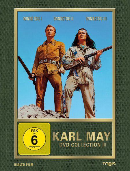 karl may dvd collection iii 3 discs film auf dvd. Black Bedroom Furniture Sets. Home Design Ideas
