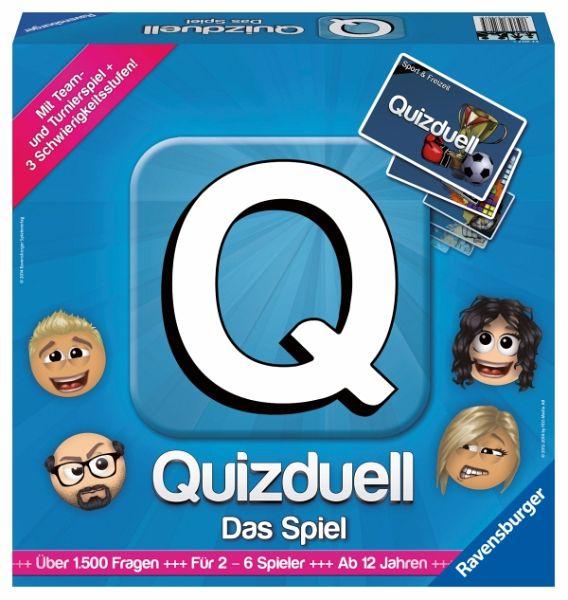 Quizduell Karten