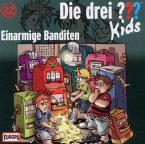 Einarmige Banditen / Die drei Fragezeichen-Kids Bd.22 (CD)