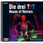 House of Horrors - Special: Top Secret / Die drei Fragezeichen - Hörbuch Bd.2 (1 Audio-CD)
