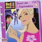 Duell der Topmodels / Die drei Ausrufezeichen Bd.15