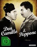 Don Camillo & Peppone Edition (5 Discs)