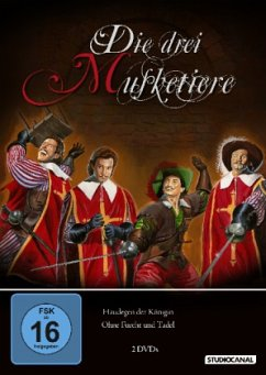 Die drei Musketiere - 2 Disc DVD - Barray,Gerard/Demongeot,Mylene