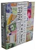 """Banknotenalbum """"Maxi"""", inkl. 20 Folienblättern für verschiedene Formate Banknoten"""
