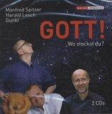Gott! Wo steckst du?, 2 Audio-CDs
