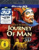 Cirque du Soleil - Journey of Man (Blu-ray 3D, OmU)