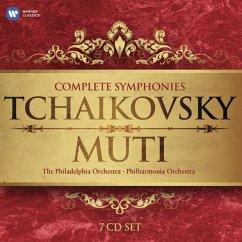 Sinfonien 1-6 & Ballettmusik - Muti,Riccardo