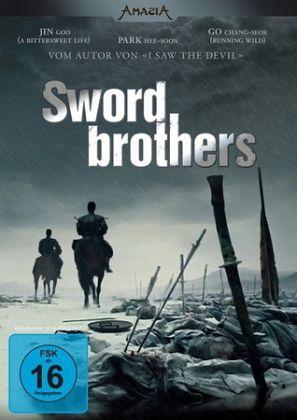 swordbrothers film auf dvd. Black Bedroom Furniture Sets. Home Design Ideas