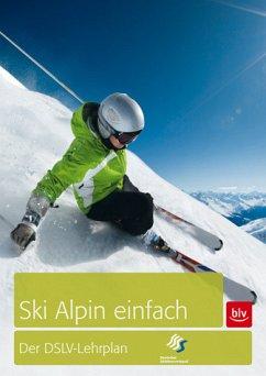 Skifahren einfach. Der DSLV-Lehrplan