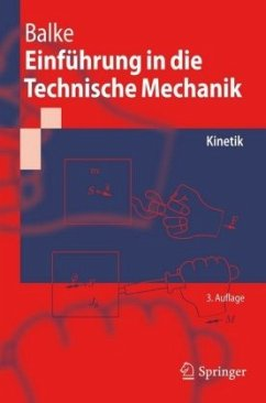 Kinetik / Einführung in die Technische Mechanik - Balke, Herbert