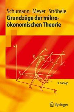 Grundzüge der mikroökonomischen Theorie