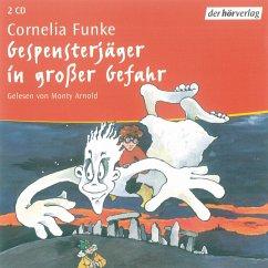 Gespensterjäger in großer Gefahr (MP3-Download) - Funke, Cornelia