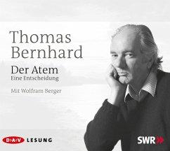Der Atem (MP3-Download) - Bernhard, Thomas