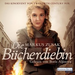 Die Bücherdiebin (MP3-Download) - Zusak, Markus