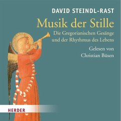 Musik der Stille (MP3-Download) - Steindl-Rast, David