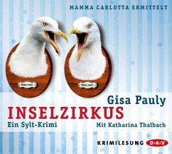 Inselzirkus / Mamma Carlotta Bd.5 (MP3-Download) - Pauly, Gisa