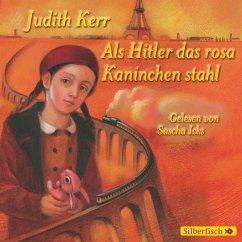 Als Hitler das rosa Kaninchen stahl (MP3-Download) - Kerr, Judith
