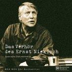 Das Verhör des Ernst Niekisch (MP3-Download)