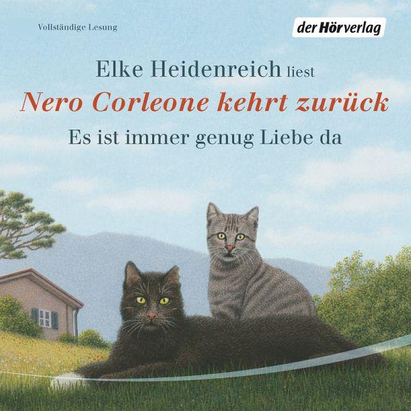 Nero Corleone kehrt zurück (MP3-Download) - Heidenreich, Elke