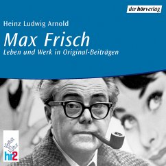 Max Frisch (MP3-Download) - Arnold, Heinz Ludwig