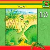 Sauri 10 - Sauri findet seine Lebensgefährtin Dina (MP3-Download)