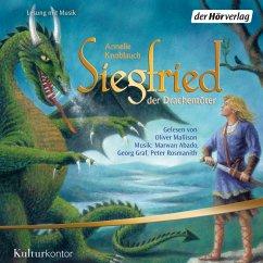 Siegfried, der Drachentöter (MP3-Download) - Knoblauch, Annelie