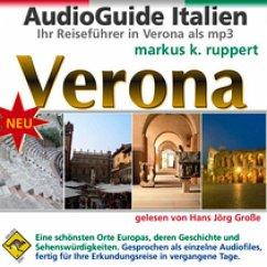 Verona, der AudioGuide (MP3-Download)