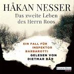 Das zweite Leben des Herrn Roos / Inspektor Gunnar Barbarotti Bd.3 (MP3-Download)