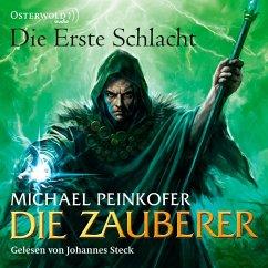 Die Erste Schlacht / Die Zauberer Bd.2 (MP3-Download)
