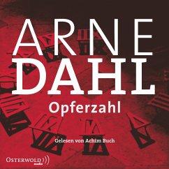 Opferzahl / A-Gruppe Bd.9 (MP3-Download) - Dahl, Arne